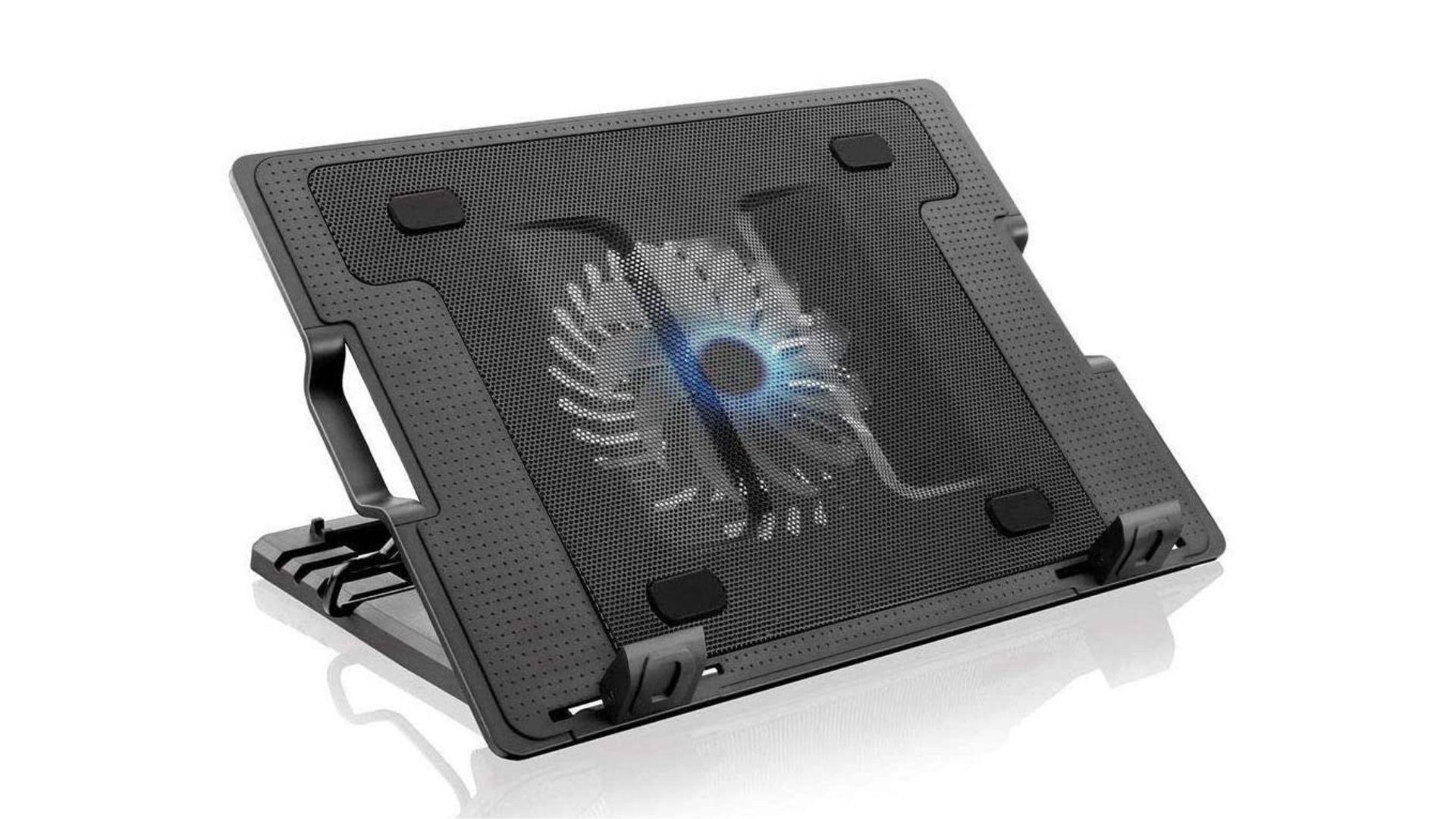 Modelo de suporte para notebook da Knup oferece qualidade por um bom preço (Foto: Reprodução)