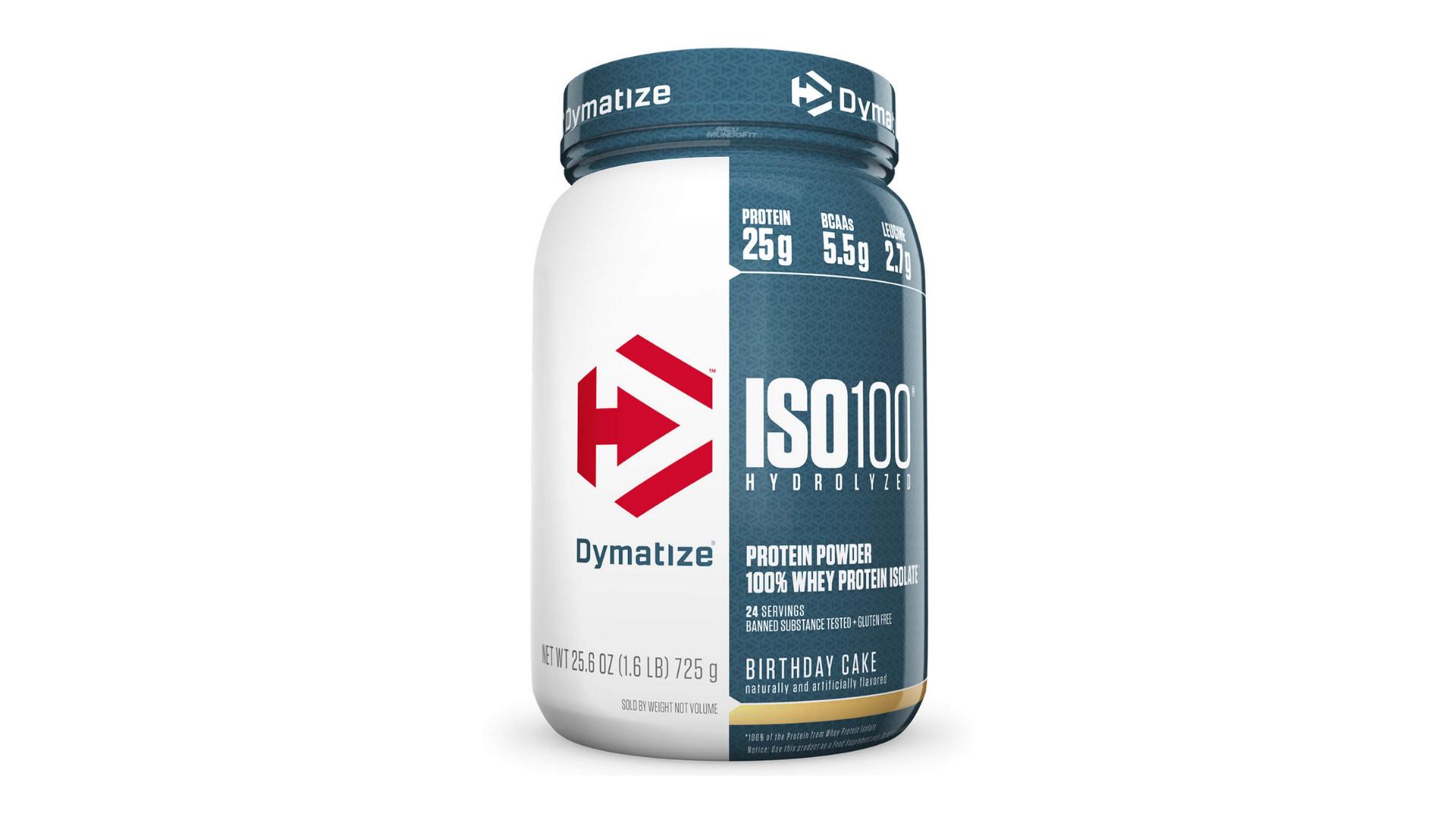 Whey Protein Dymatize Nutrition (Imagem: Divulgação/Dymatize Nutrition)