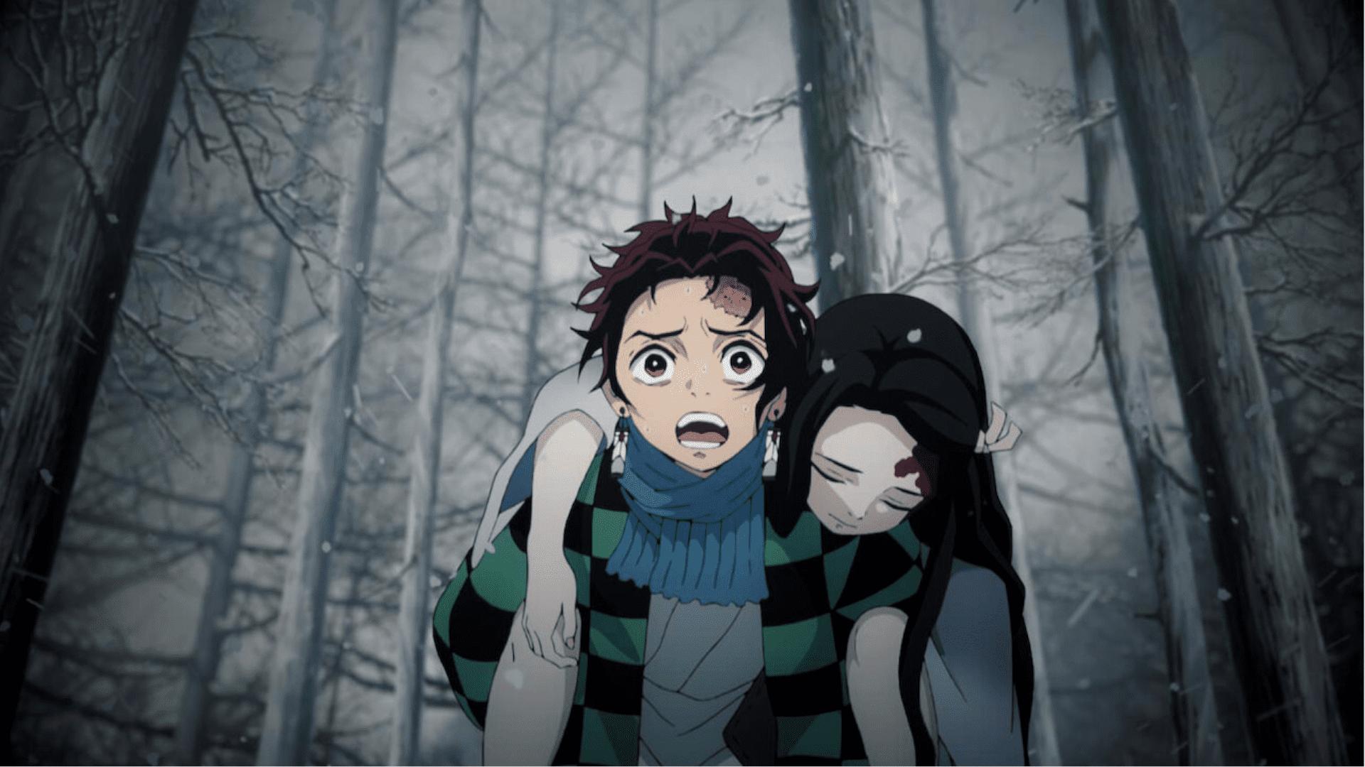 Demon Slayer é um sucesso recente entre os animes de ação (Foto: Divulgação/Netflix)