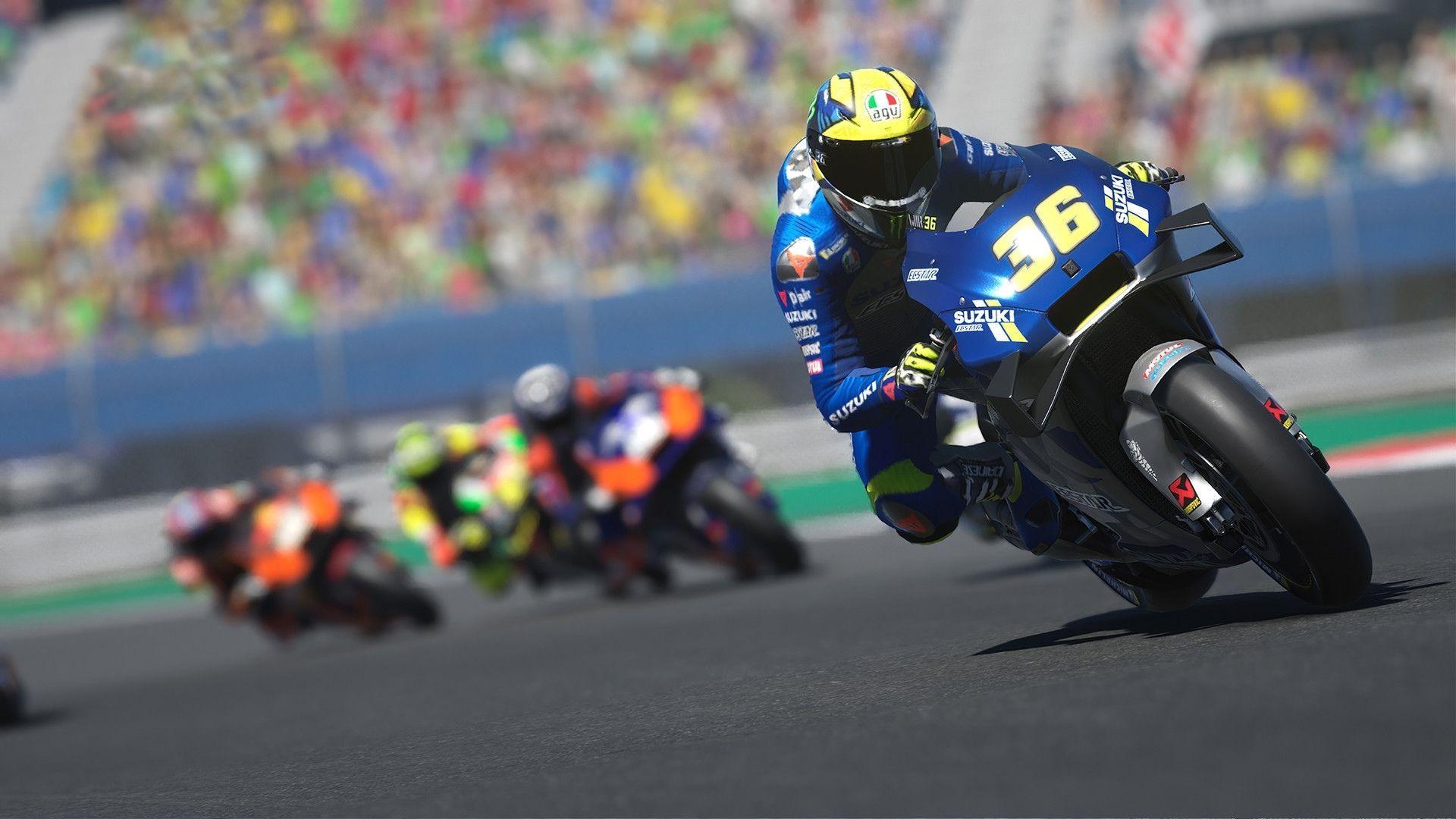 MotoGP 20 traz diferentes estilos de corrida reunidos em um único jogo de moto (Foto: Divulgação/Milestone)