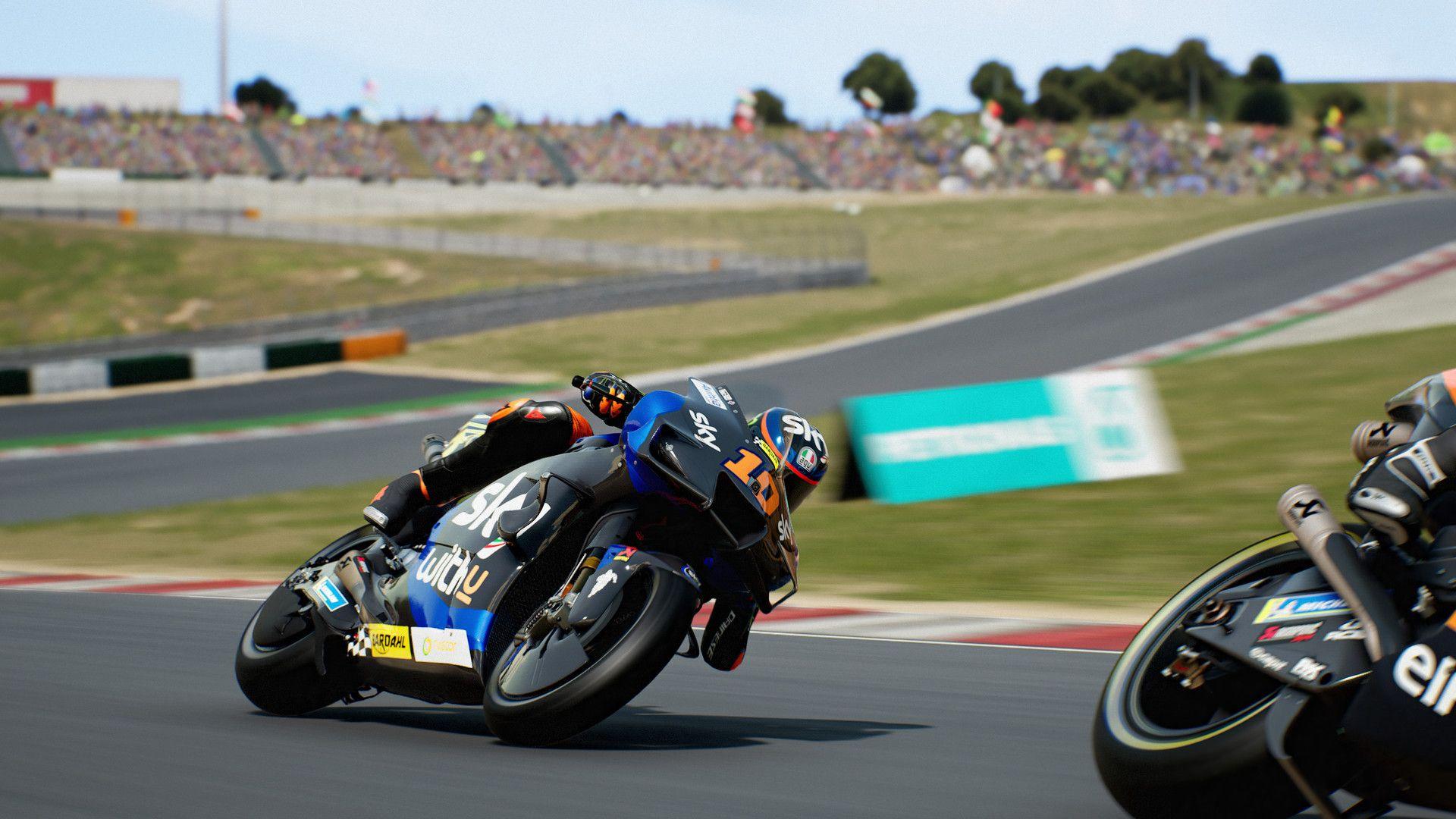 MotoGP 21 oferece o que há de melhor para os fãs de jogo de moto (Foto: Divulgação/Milestone)