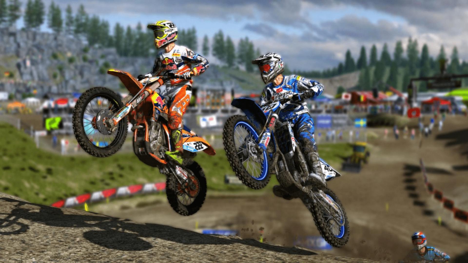 MXGP 2 é um jogo de moto que conta com uma extensa lista de motocicletas (Foto: Divulgação/Milestone)