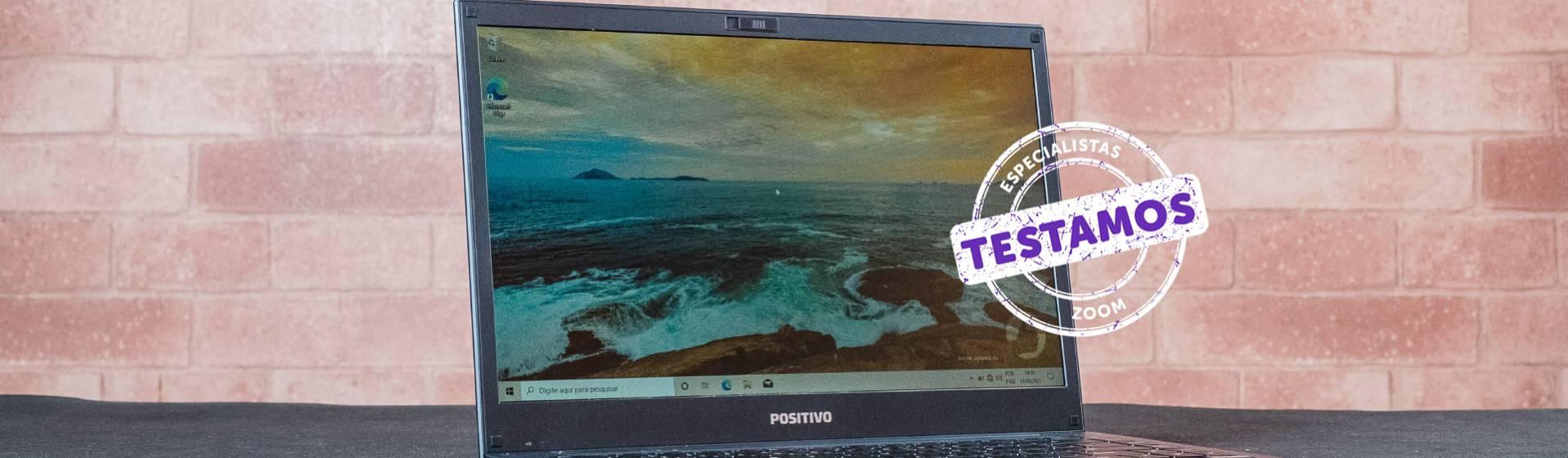 Notebook Positivo Motion Plus Q464B: menos desempenho em nome da facilidade