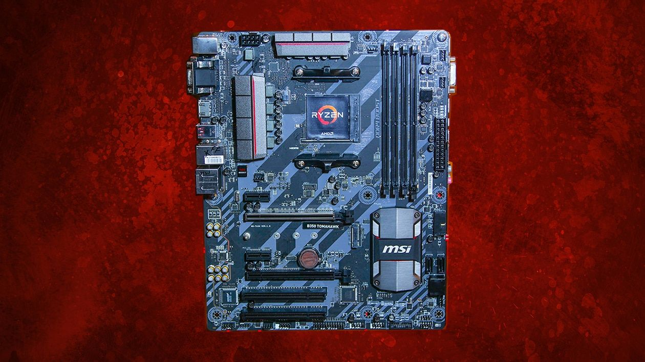 O processador se liga à placa-mãe pelo soquete AM4 (Foto: Divulgação)