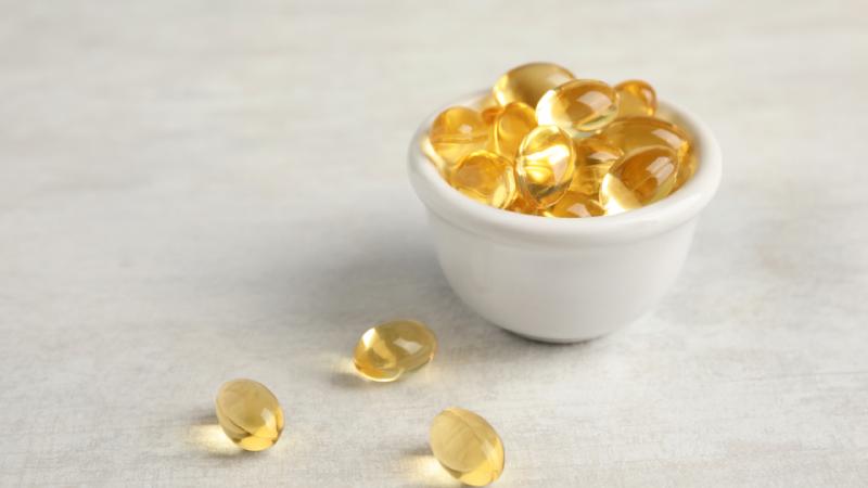 O ômega 3 deve ser ingerido conforme indicação de um nutricionista (Imagem: Reprodução/Shutterstock)