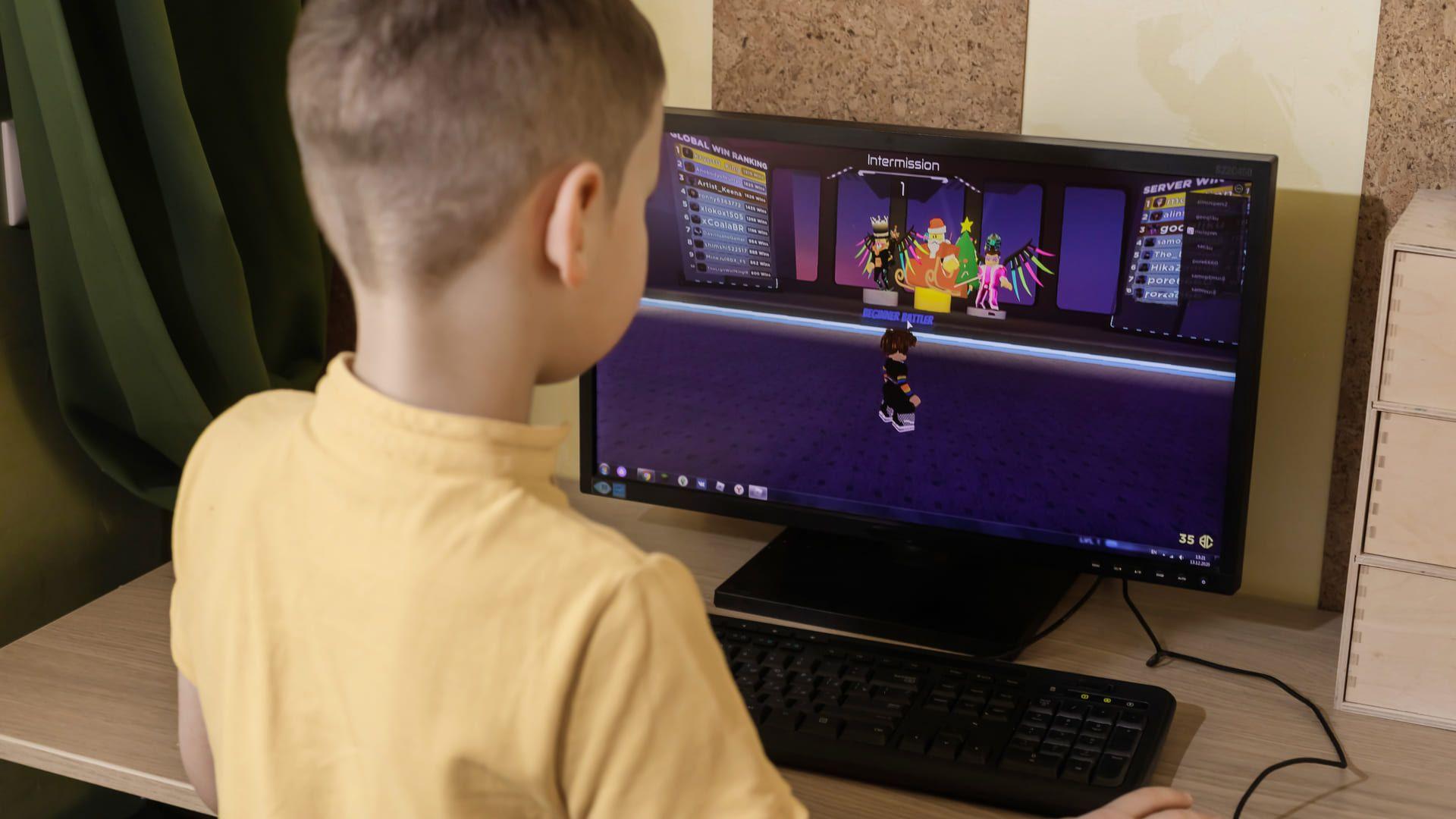 O Roblox é seguro para os filhos jogarem (Foto: Reprodução/Shutterstock)