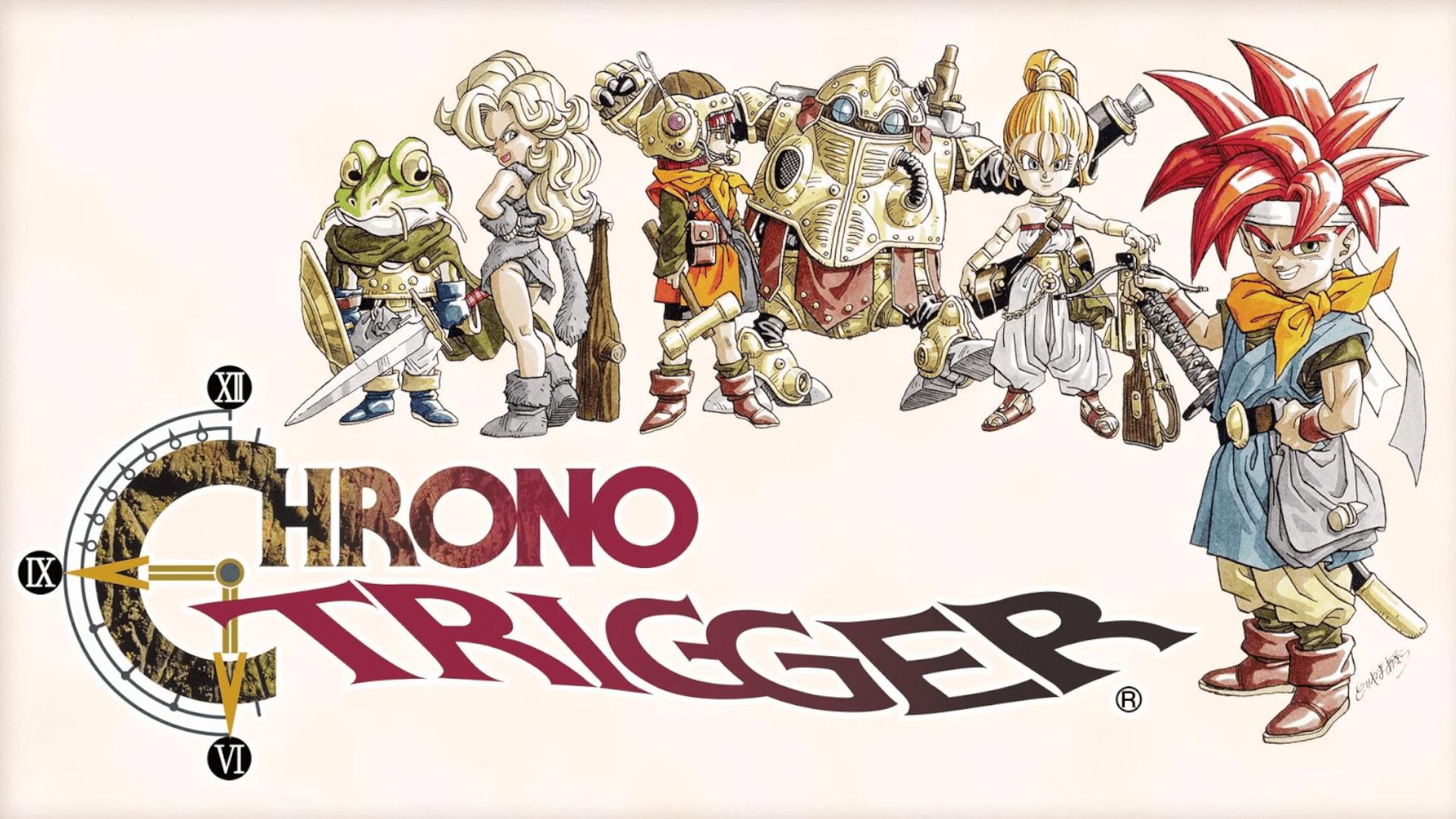 Como um bom RPG, Chrono Trigger tem vários personagens jogáveis (Foto: Divulgação/Square Enix)