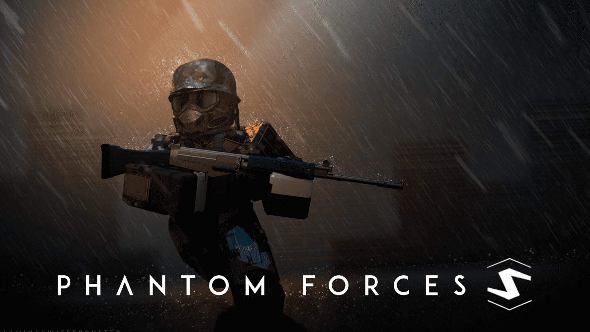 Phantom Forces é um game de FPS (Foto: Divulgação/Roblox)