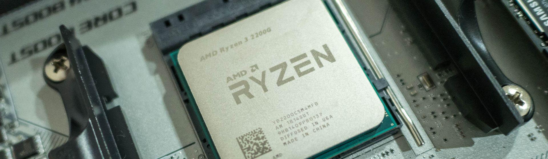 Processador AMD Ryzen 3 2200G é bom? Veja análise do chip