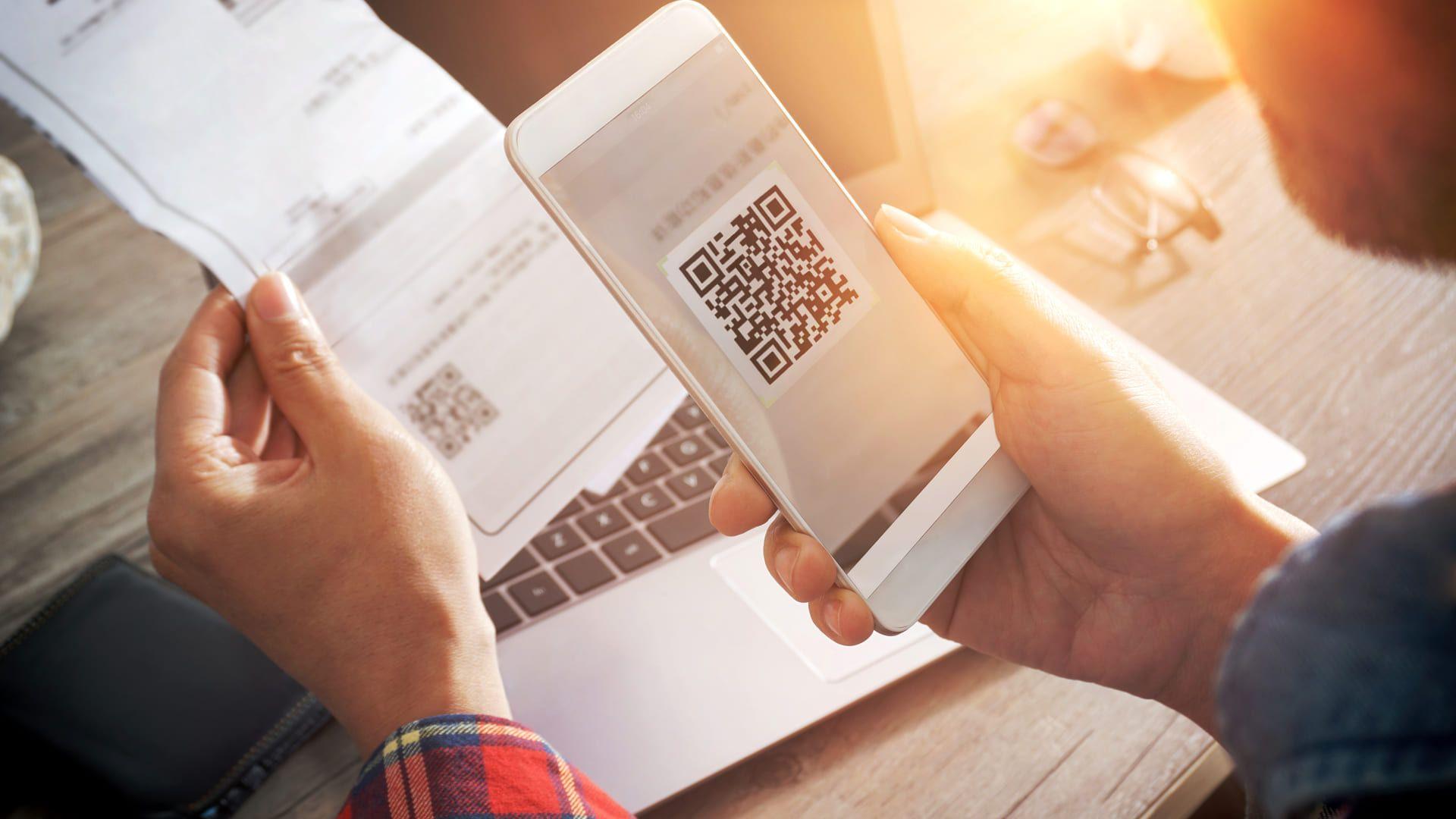 Qualquer pessoa atualmente pode gerar o próprio QR Code (Foto: Shutterstock)