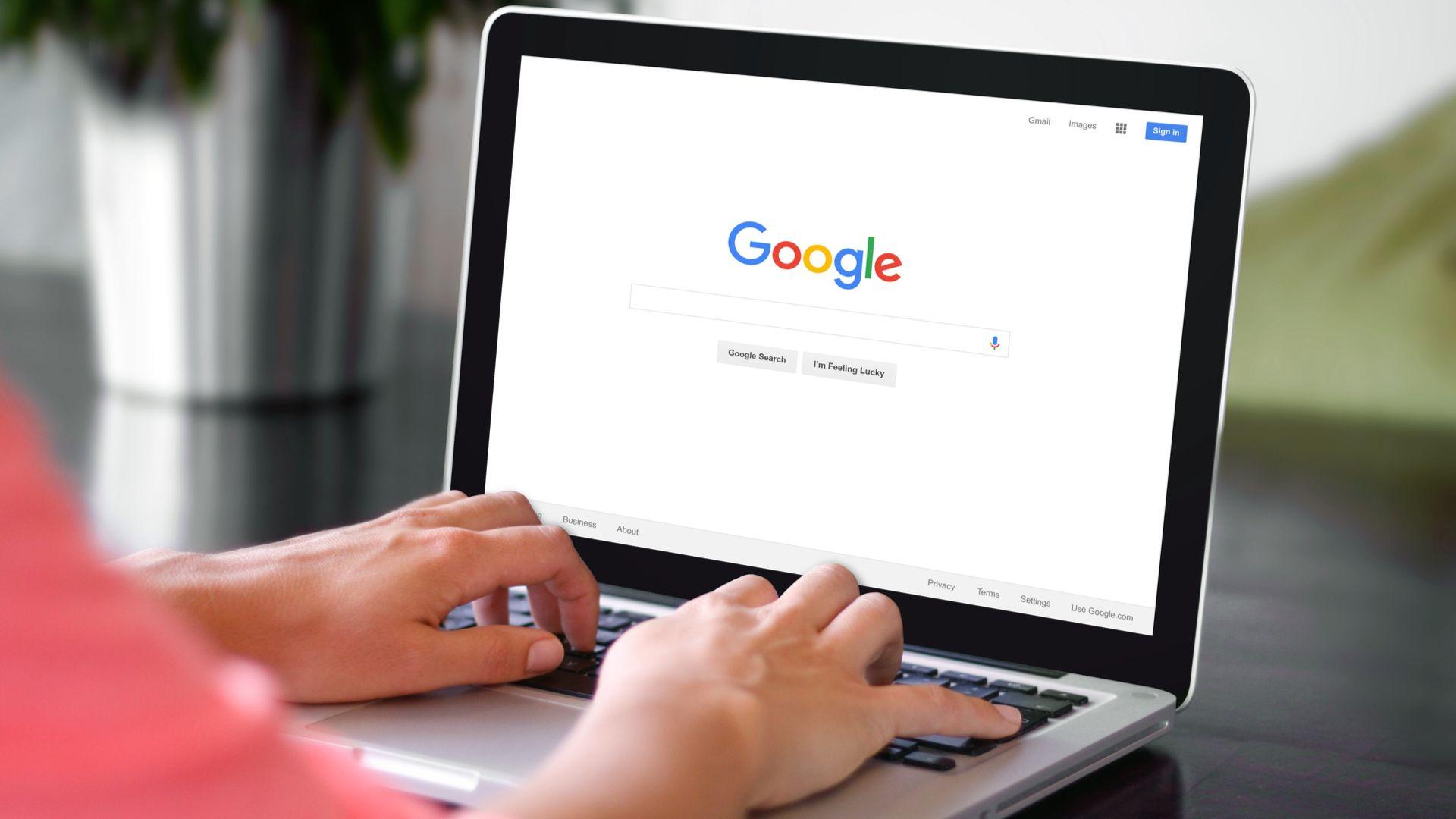 Atualmente, o Google é o principal site de busca em todo o mundo (Foto: Shutterstock)