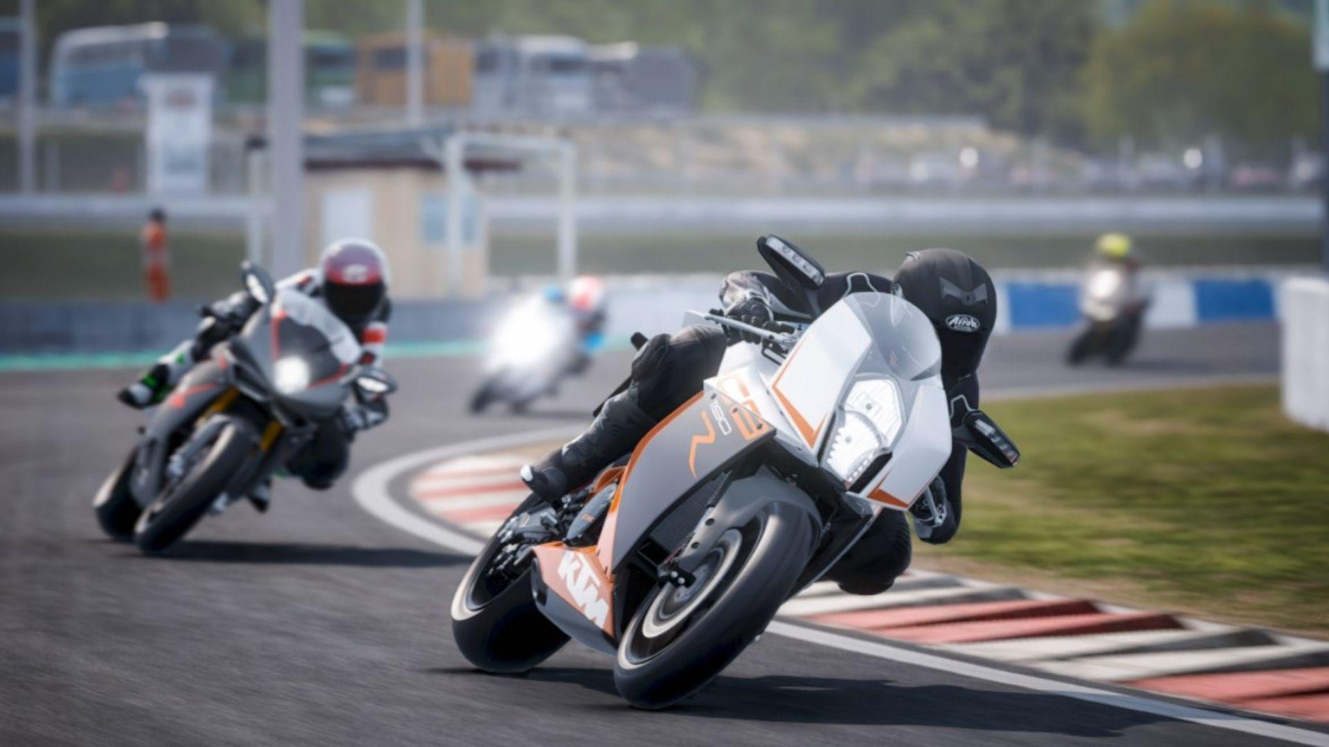 O jogo de corrida de moto da Milestone inova ao trazer ciclo dia e noite para partidas (Foto: Divulgação/Milestone)
