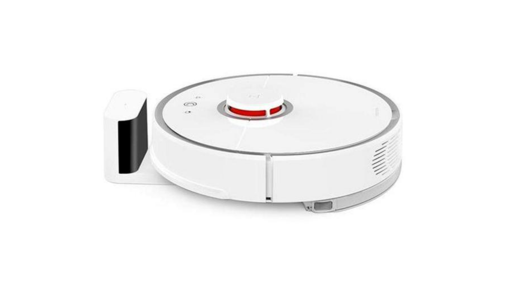 O aspirador de pó robô da Xiaomi tem planejamento de rota e pode ser comandado pelo celular. (Imagem: Divulgação/Xiaomi)