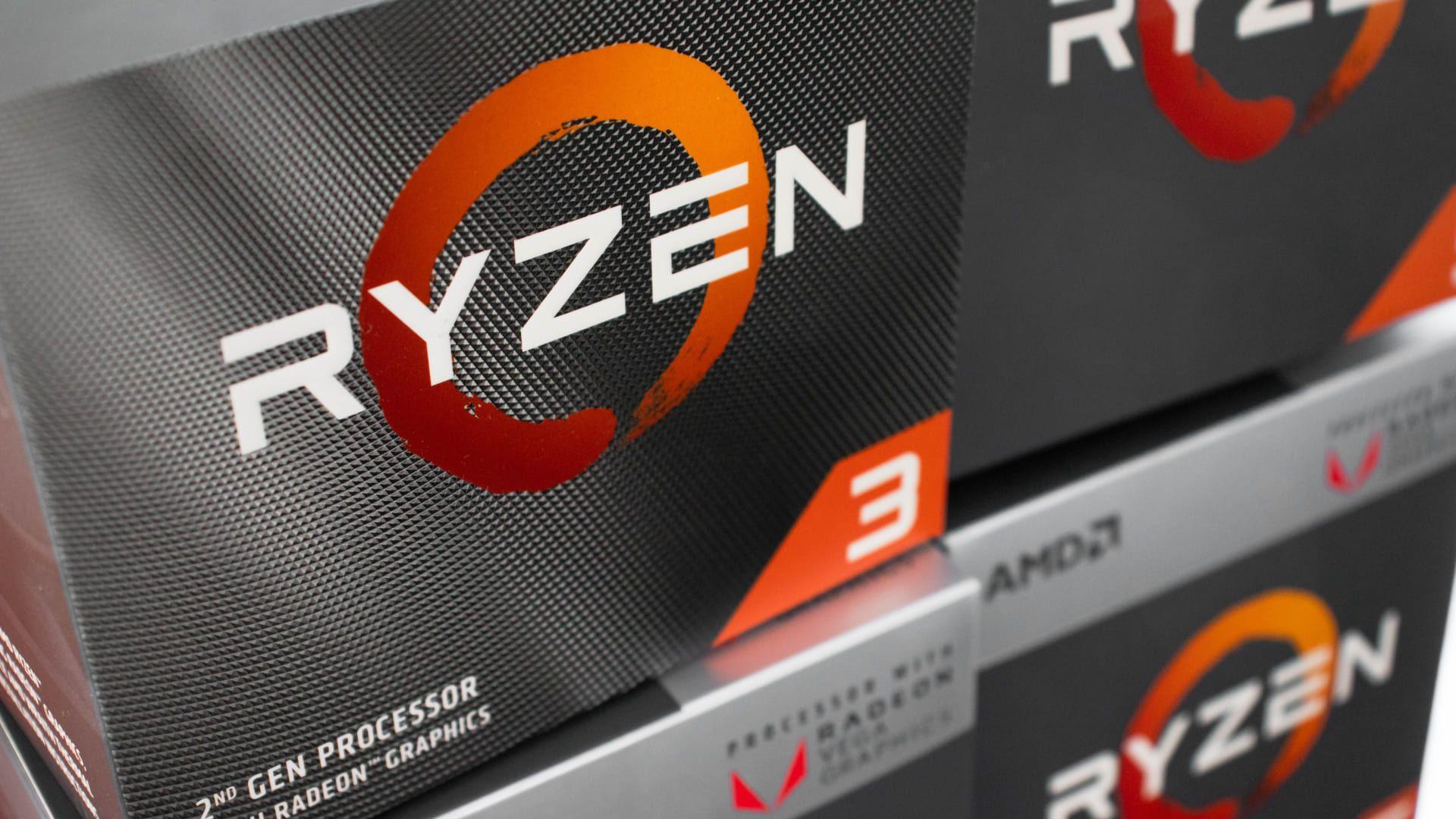 O AMD Ryzen 3 2200G vem equipado com a placa de vídeo integrada Vega 8 (Foto: Divulgação/Shutterstock)