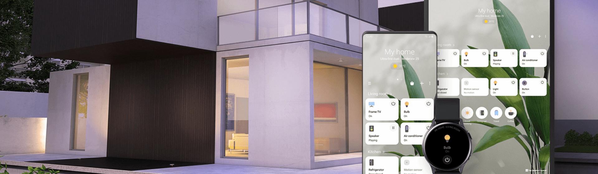 SmartThings: o que é e como usar o app da Samsung em uma casa conectada