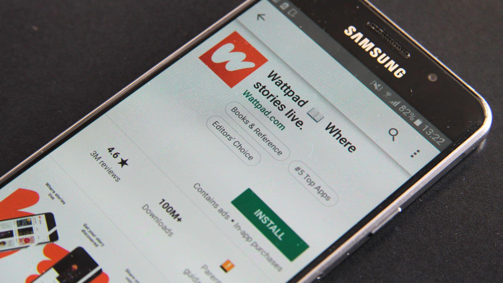 Também é possível criar uma lista de leitura do Wattpad pelo Android (Foto: Shutterstock)