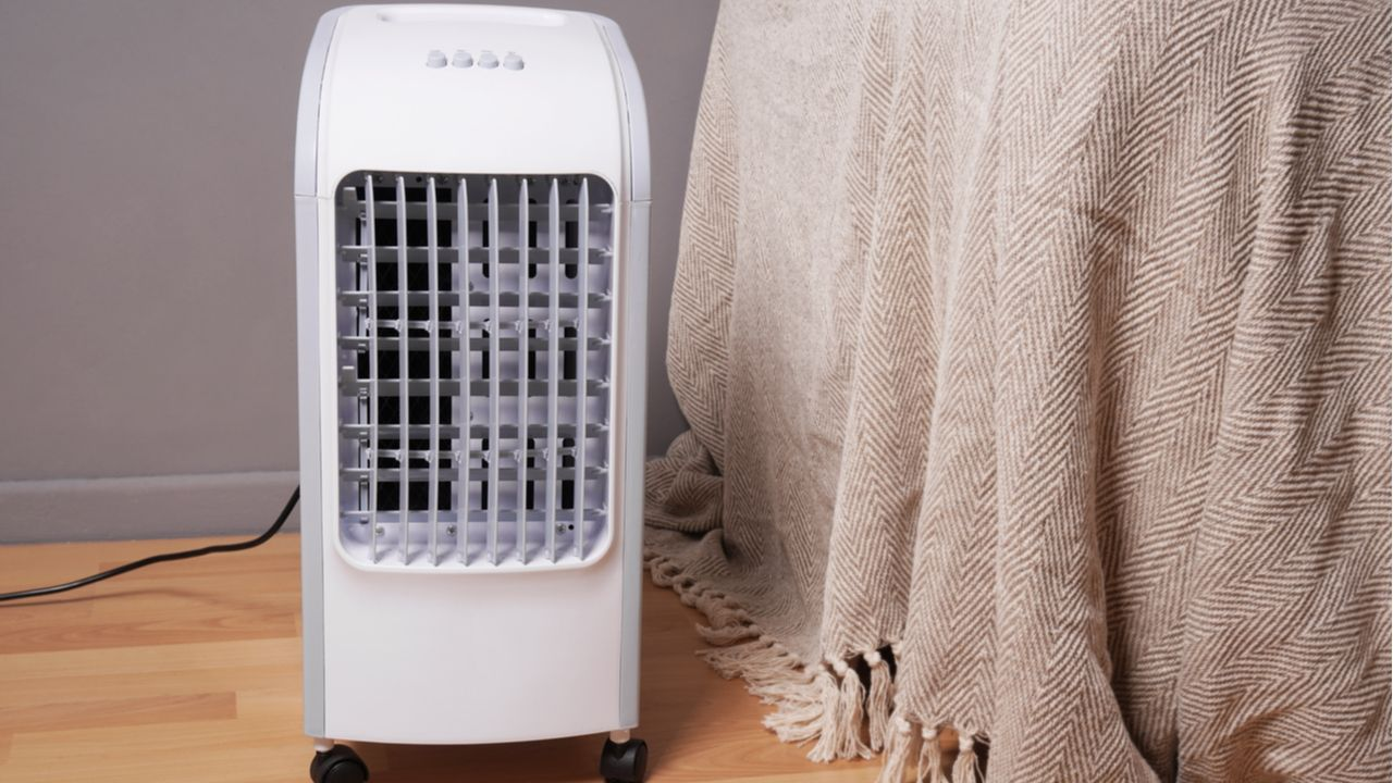 Encontre aqui o melhor ar-condicionado portátil para você! (Foto: Shutterstock)