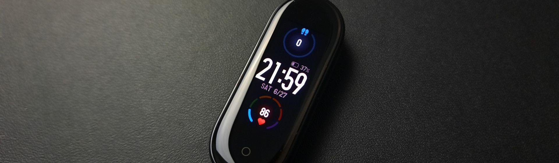 Smartbands mais vendidas de maio de 2021