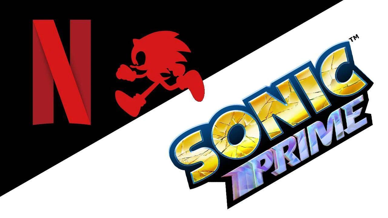 Uma nova série animada de Sonic está em produção chamada Sonic Prime pela Netflix (Reprodução: Sonic News Network)