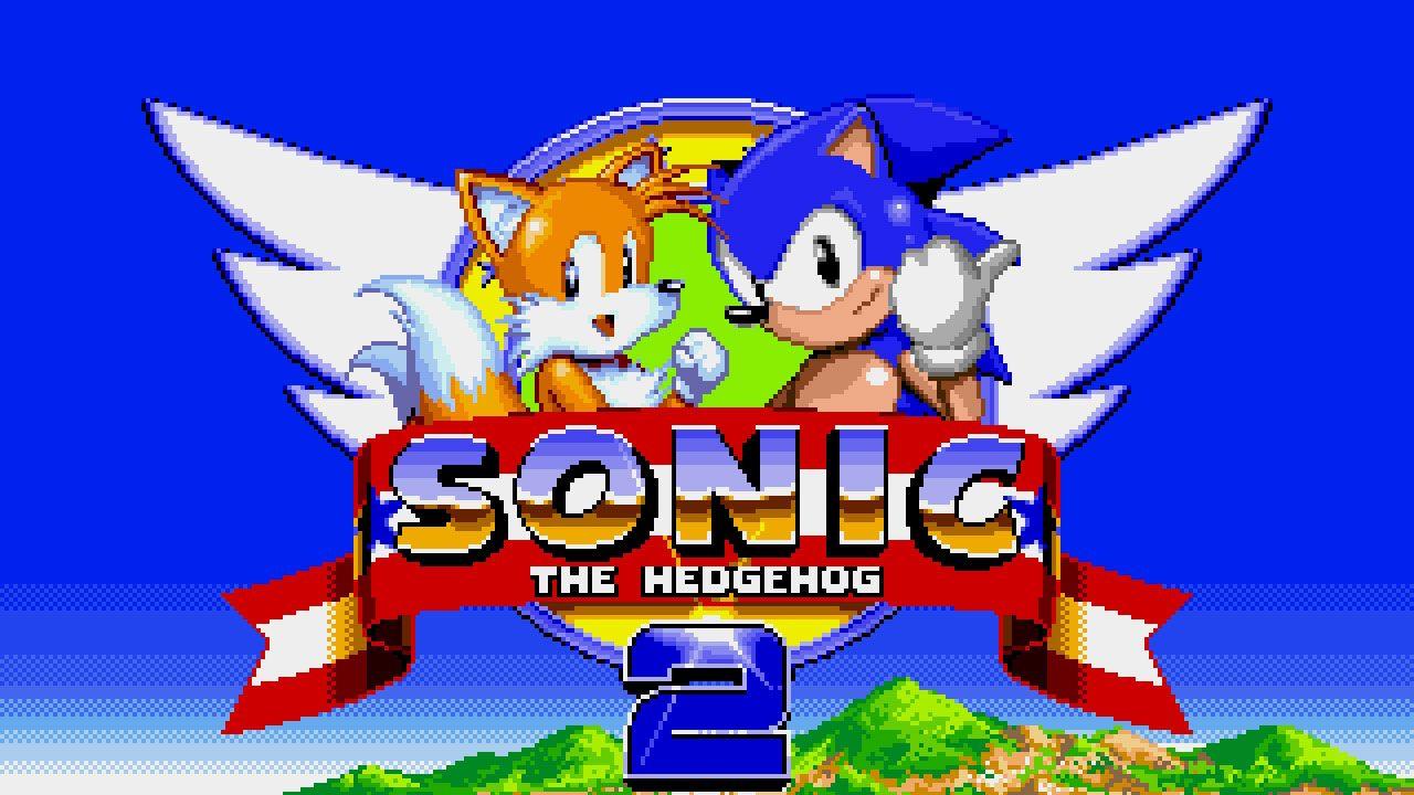 """Miles """"Tails"""" Prower foi introduzido no jogo do Sonic the Hedgehog 2 (Reprodução: Sonic Retro)"""