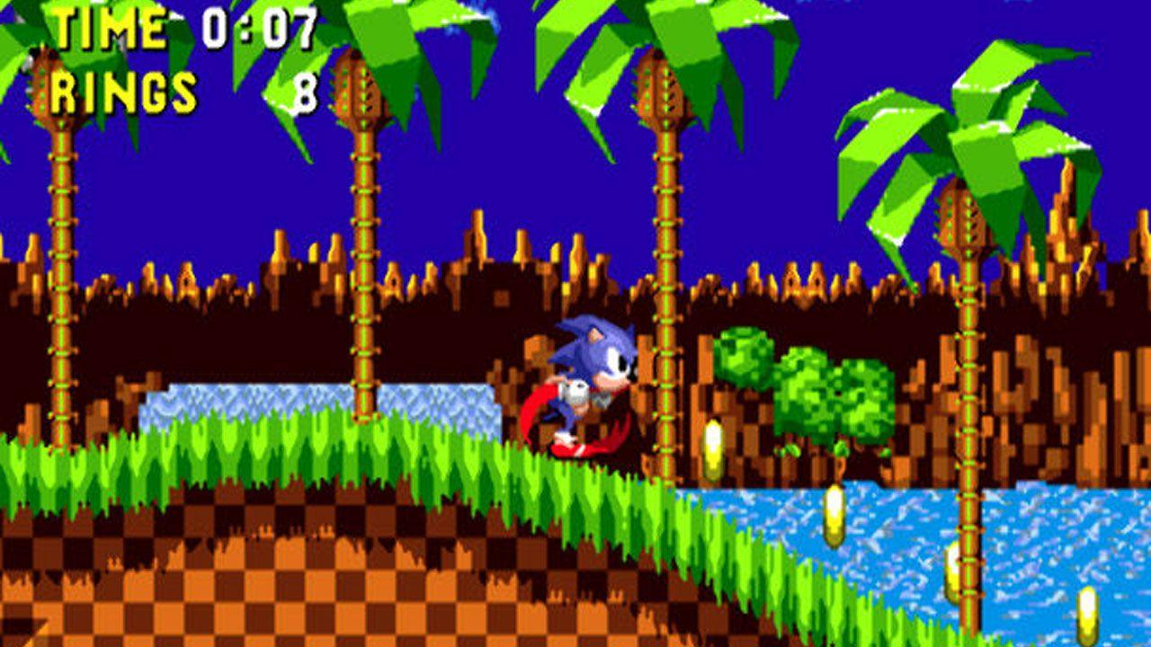 Sonic the Hedgehog, o jogo do Sonic original, pode ser jogado hoje em diversas plataformas (Reprodução: Steam)