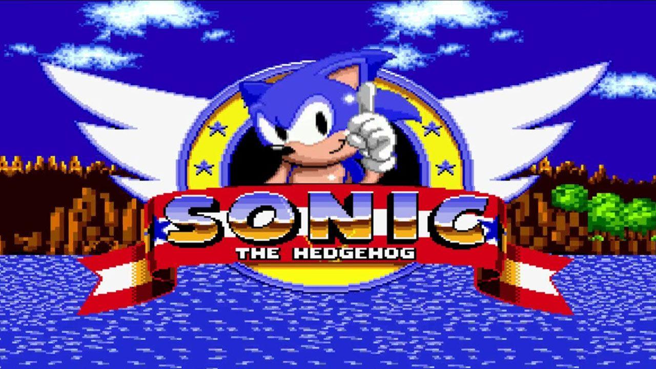 Sonic the Hedgehog se tornou um fenômeno desde sua criação nos anos 90 até os dias de hoje (Reprodução: Wallpaper Tip)