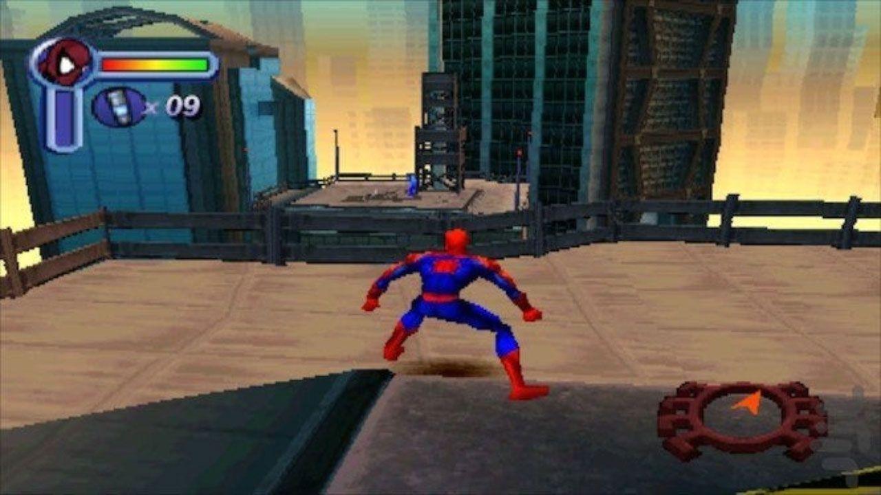 Spider-Man do PlayStation One foi o primeiro jogo do Homem-Aranha em 3D, com saídas criativas para suas limitações (Reprodução: ComicBook)