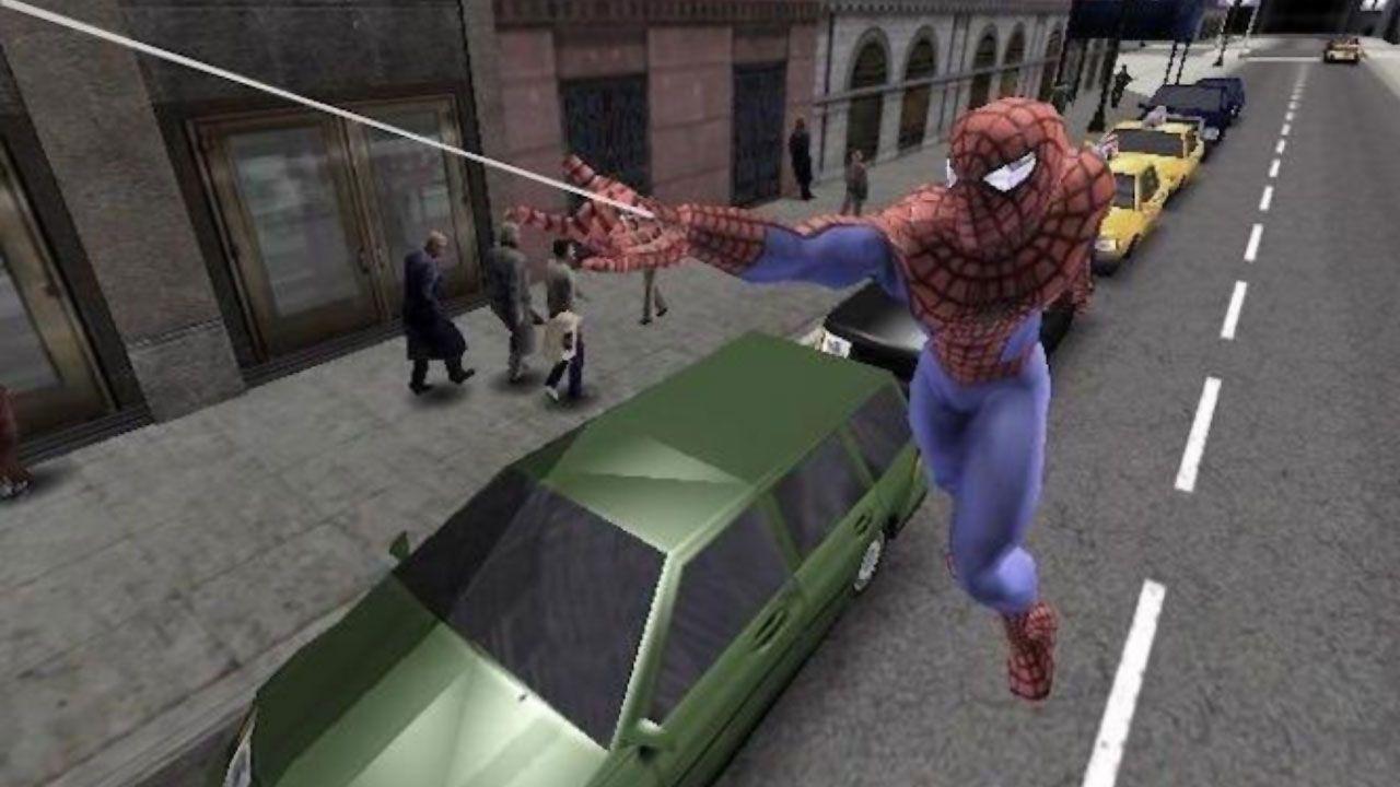 Spider-Man 2 foi o primeiro jogo do Homem-Aranha, ou qualquer super-herói, em mundo aberto (Reprodução: Comic Book)