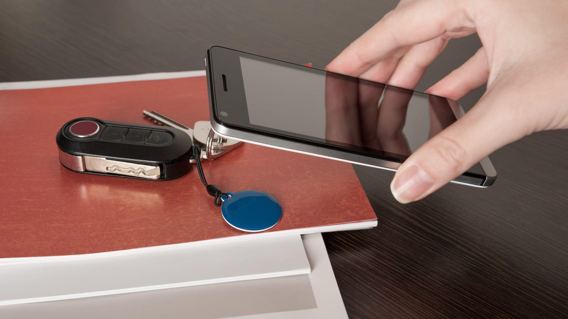 A tag NFC permite um mundo de funcionalidades pra essa tecnologia (Foto: Shutterstock)