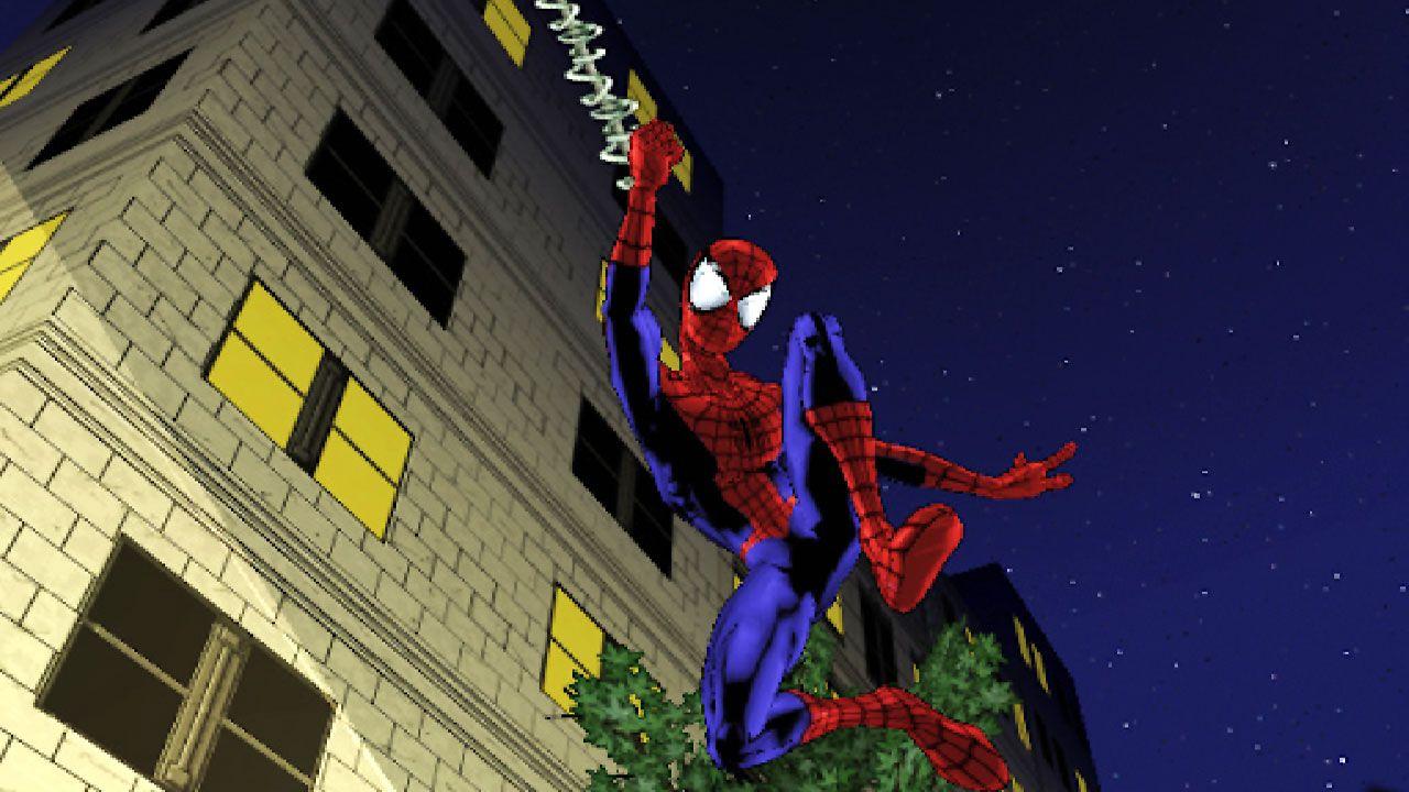 Ultimate Spider-Man trouxe um jogo do Homem-Aranha com visual fiel aos quadrinhos e Venom jogável em mundo aberto pela primeira vez (Reprodução: Alvanista)