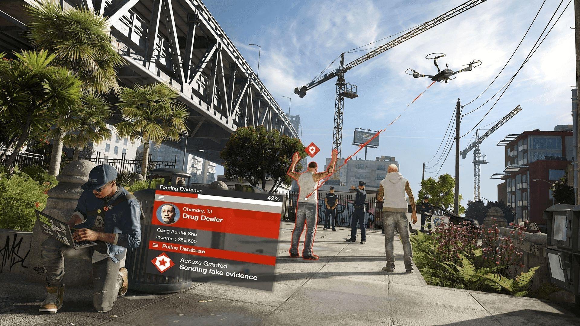 Em Watch Dogs 2, requisitos pedem por máquinas de nível intermediário para jogar com qualidade no mundo aberto (Foto: Divulgação/Ubisoft)