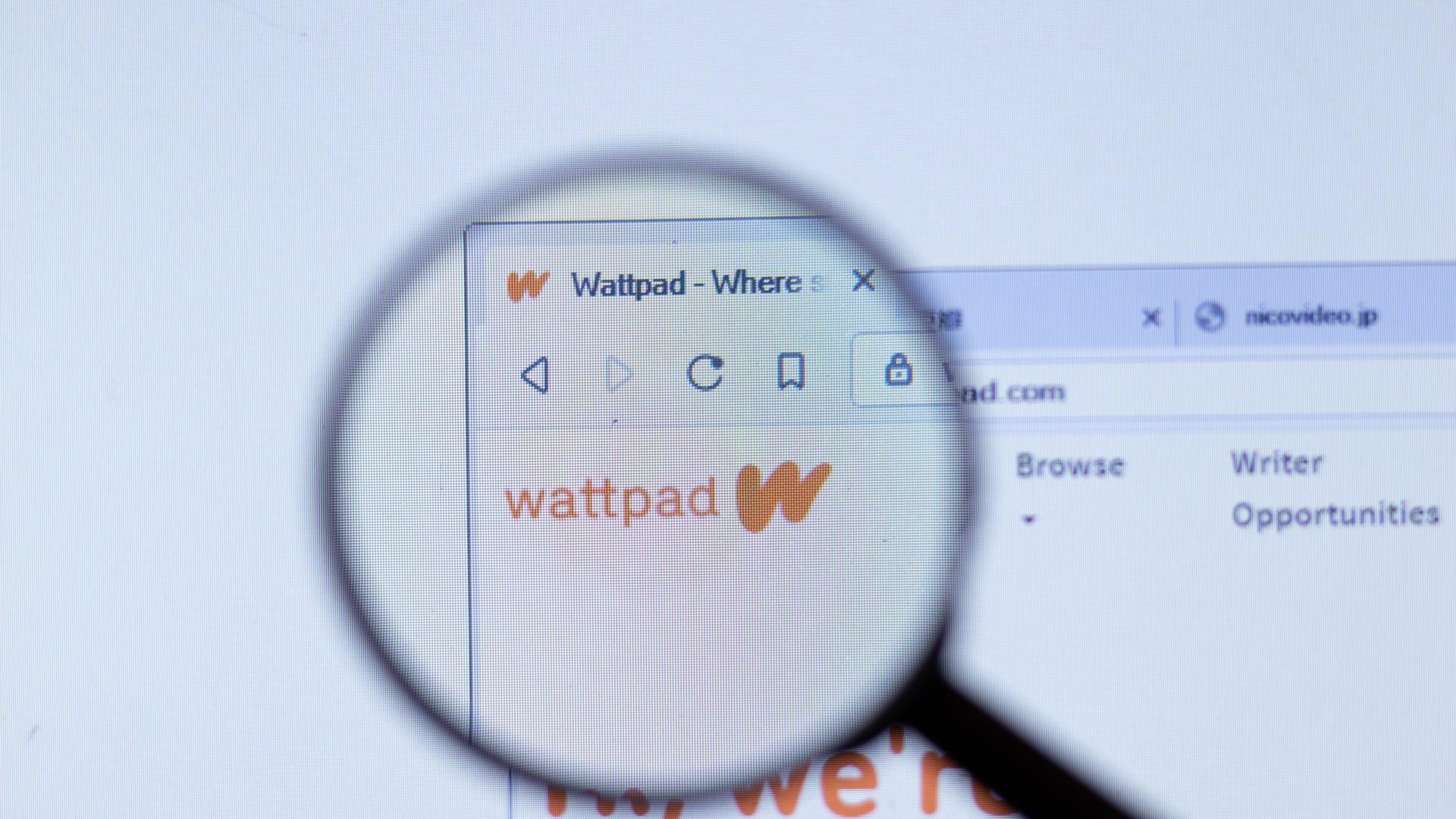 É possível acessar o Wattpad pelo navegador web (Foto: Shutterstock)