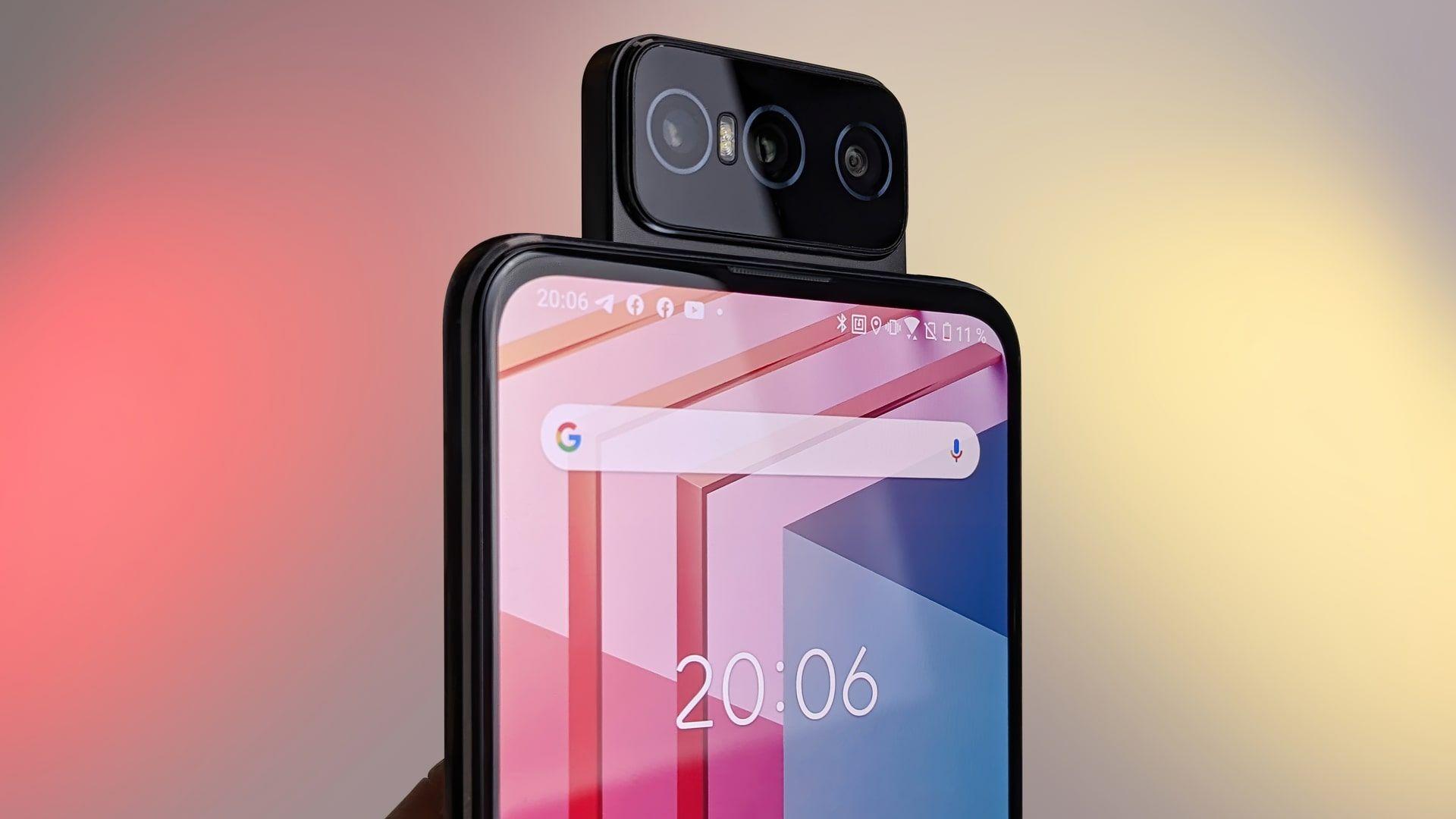 Asus é uma marca de celular que sempre trouxe inovações relevantes (Foto: Shutterstock)