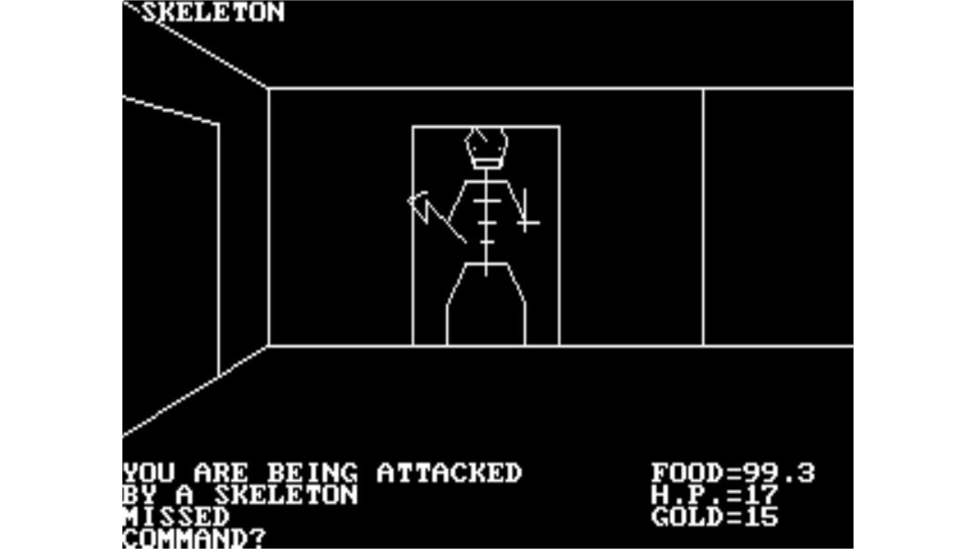 Akalabeth: World of Doom foi o primeiro de muitos videogames de RPG de sucesso (Foto: Divulgação/GOG)