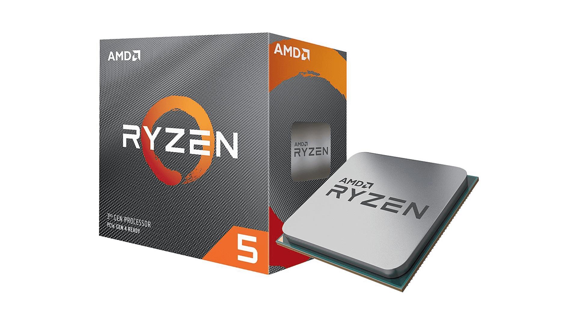 O Ryzen 5 3500X é um processador feito para jogos (Foto: Divulgação/AMD)