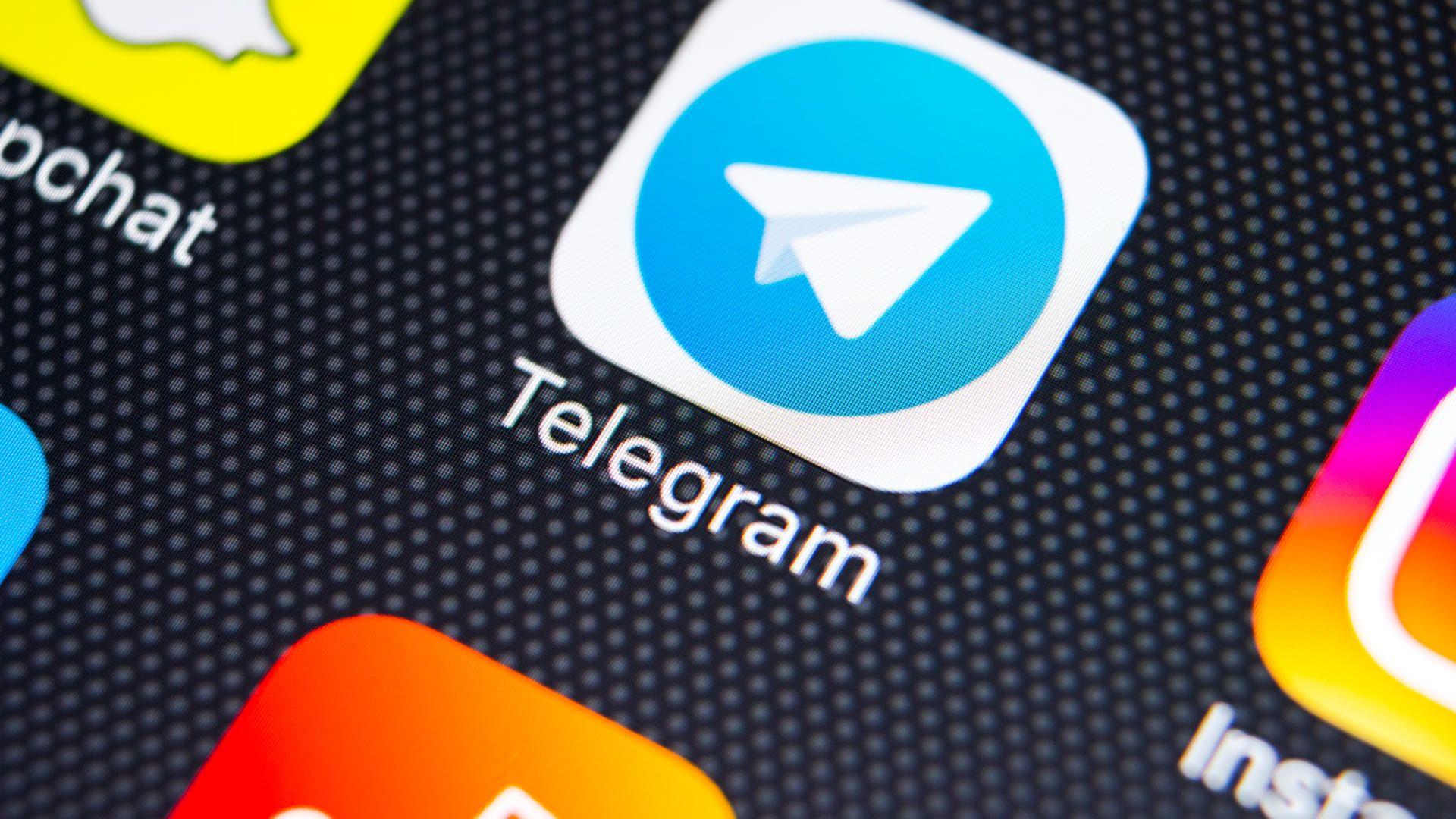 Com o Telegram instalado, você tem vários recursos para usar (BigTunaOnline / Shutterstock)