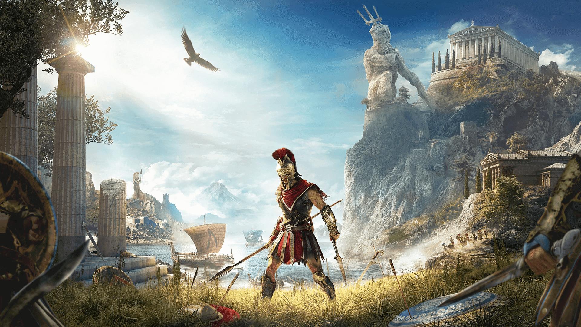 Assassin's Creed é um RPG ambientado em épocas reais da história (Foto: Divulgação/Ubisoft)