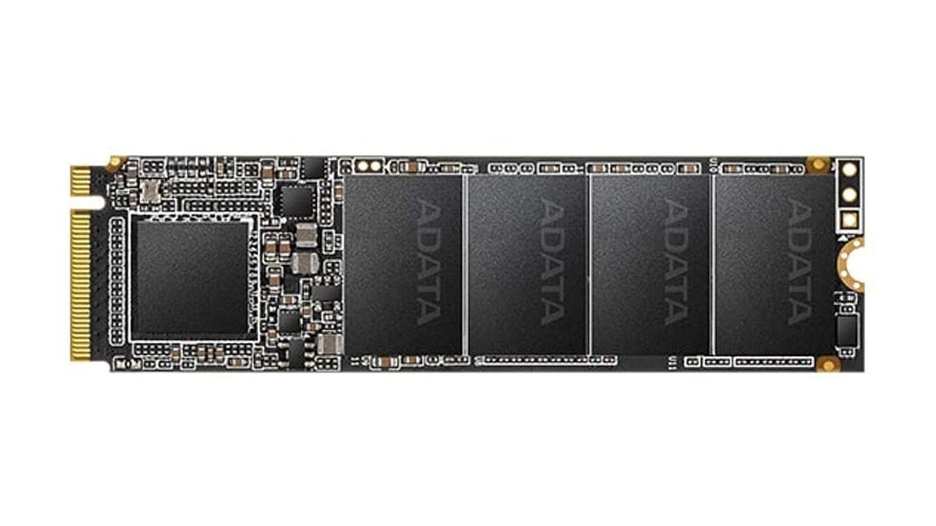 O SSD Adata XPG SX600 Lite conta com velocidade de gravação em 600MB/s (Fonte: Reprodução)