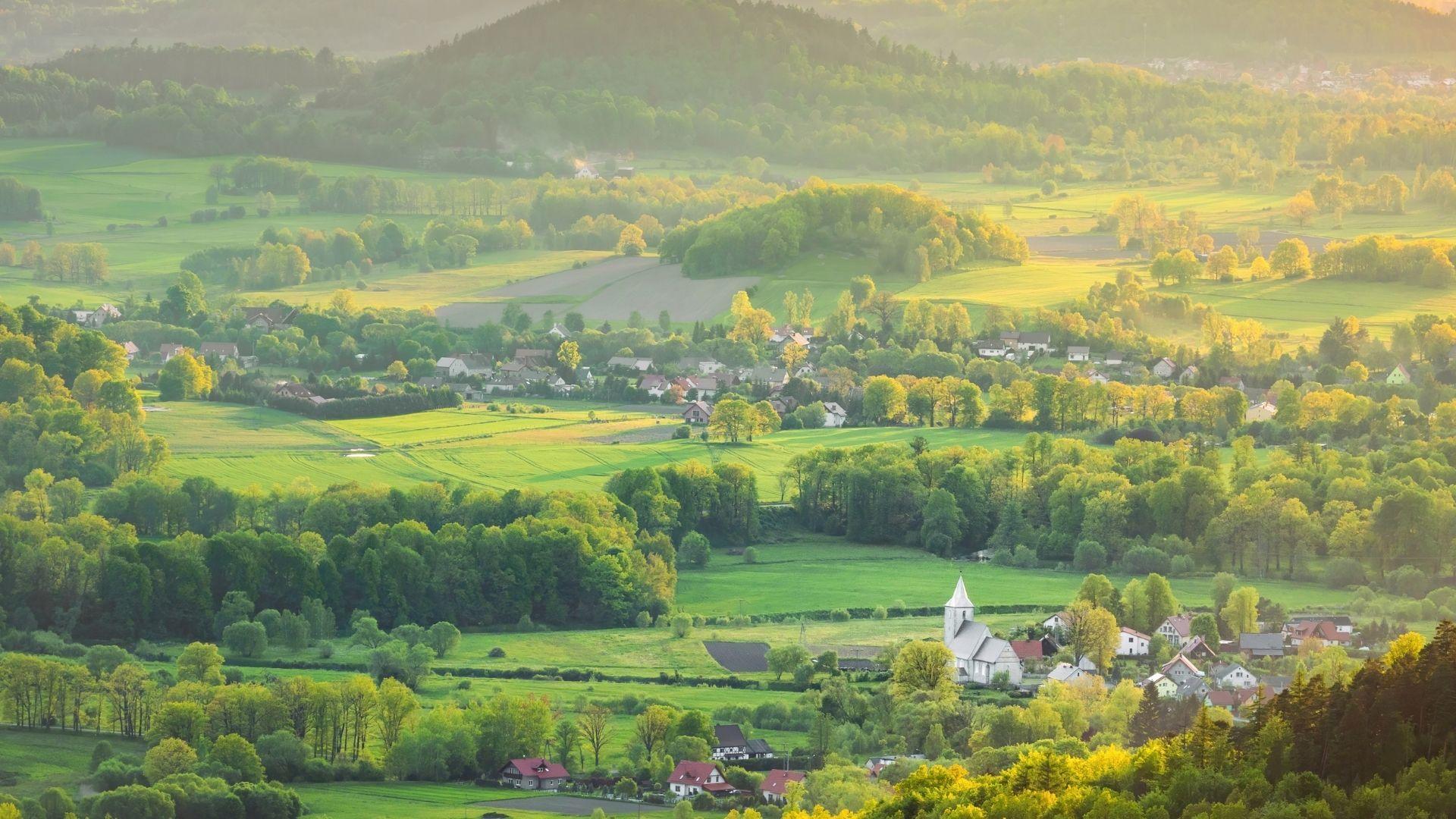 Câmeras de celular: foto de paisagem com lente teleobjetiva (Foto: Shutterstock)