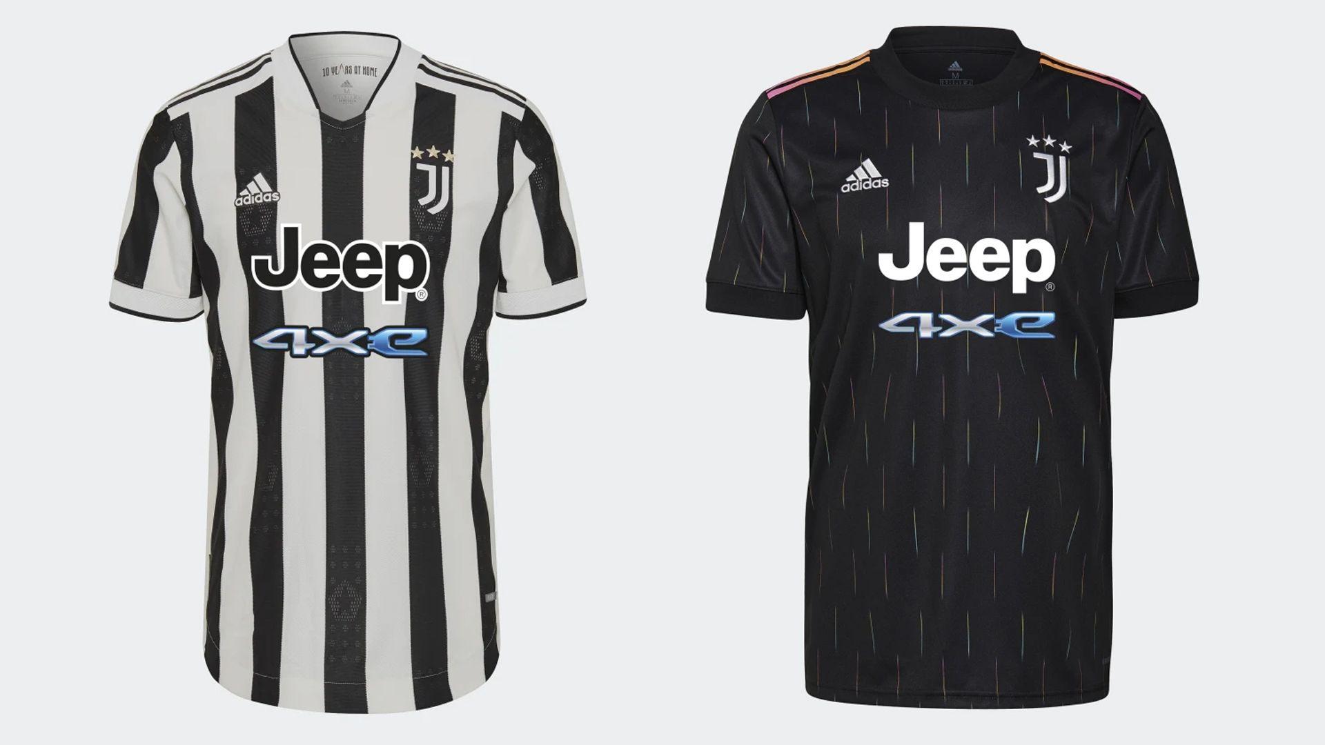 Camisa da Juventus 2021 (Imagem: Divulgação/Adidas)