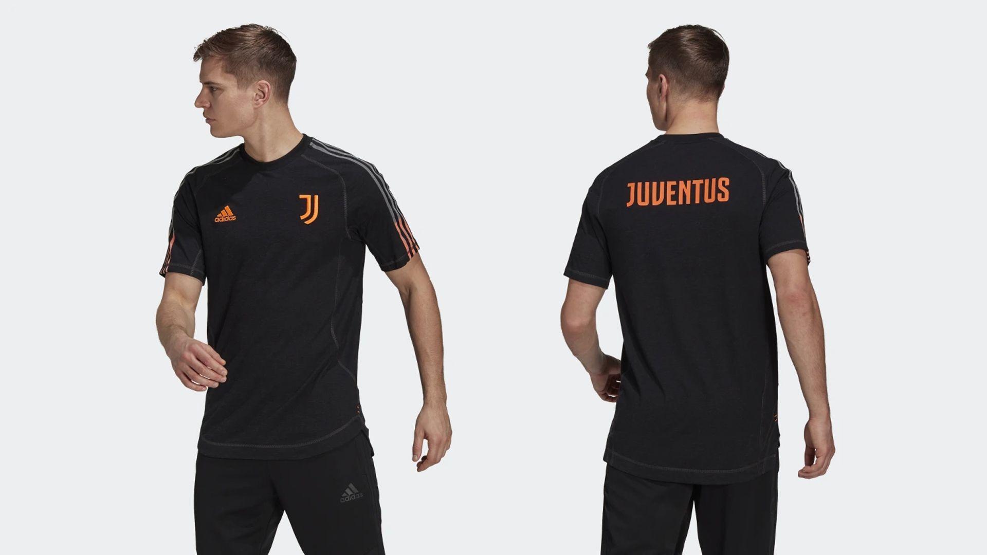 Camisa da Juventus Preta