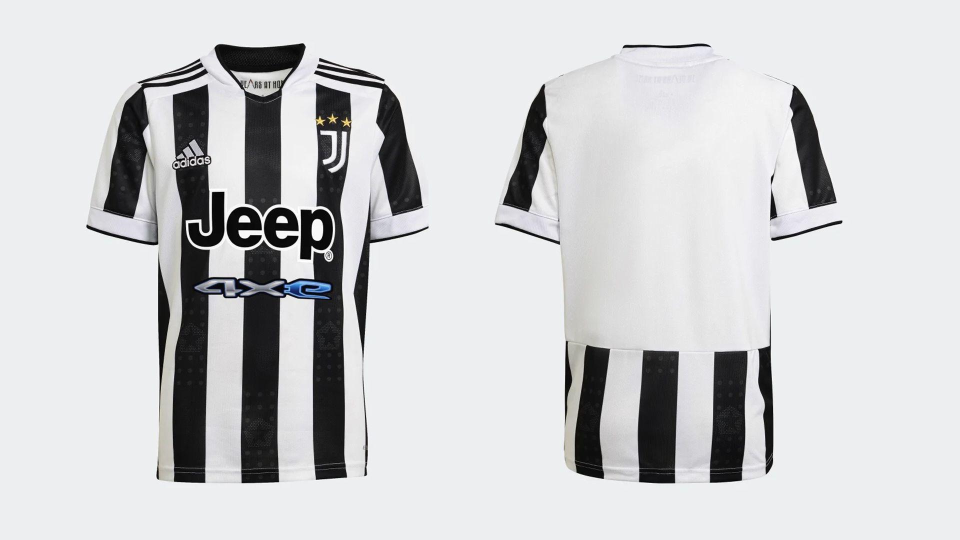 Camisa da Juventus Infantil (Imagem: Divulgação/Adidas)