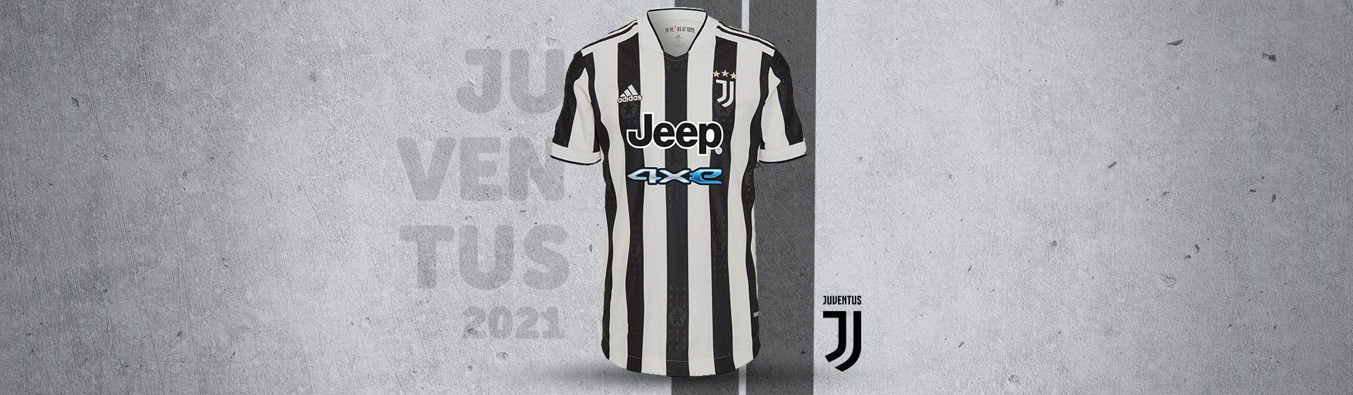 Camisa da Juventus: camisas da Juventus para comprar em 2021