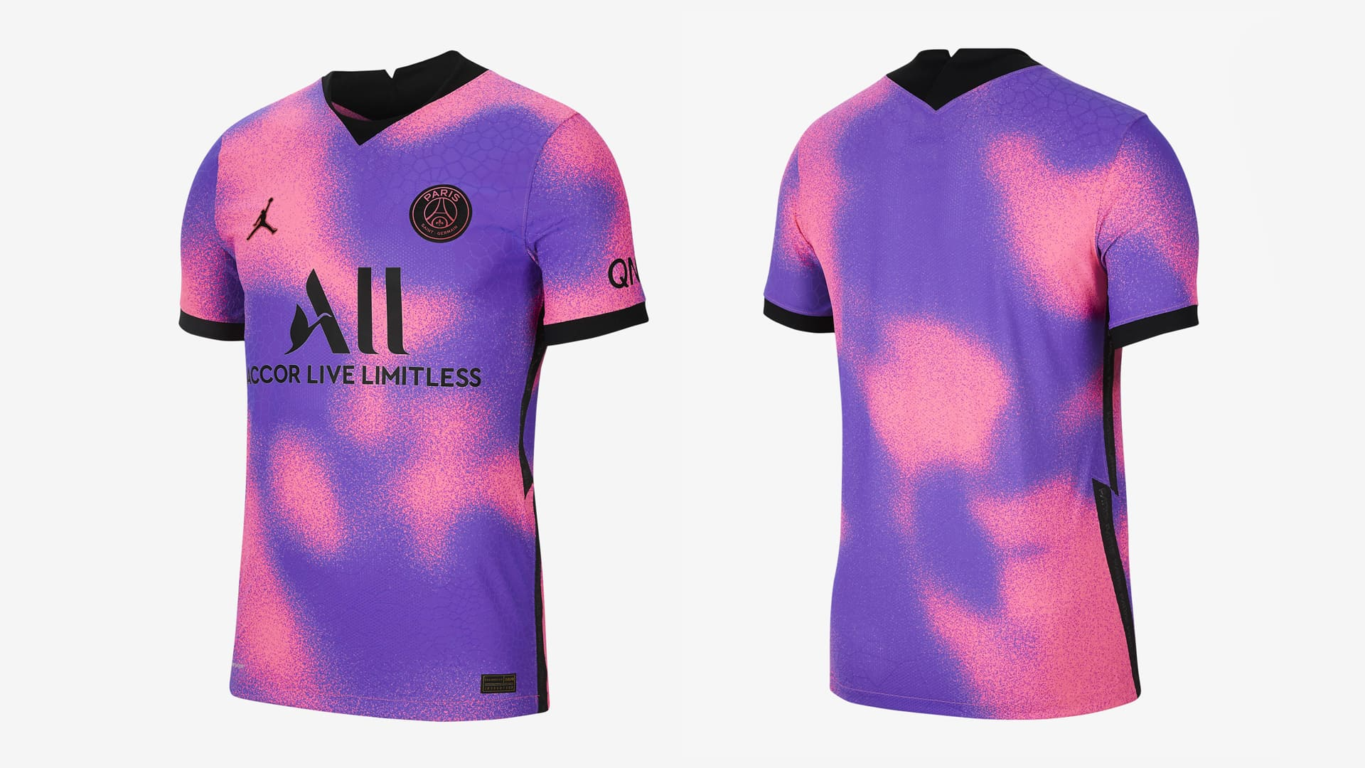 Camisa do PSG Jordan (Imagem: Divulgação/Nike)