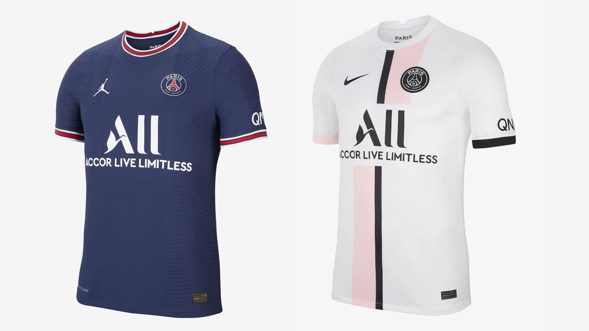 Camisa do PSG 2021 (Imagem: Divulgação/Nike)