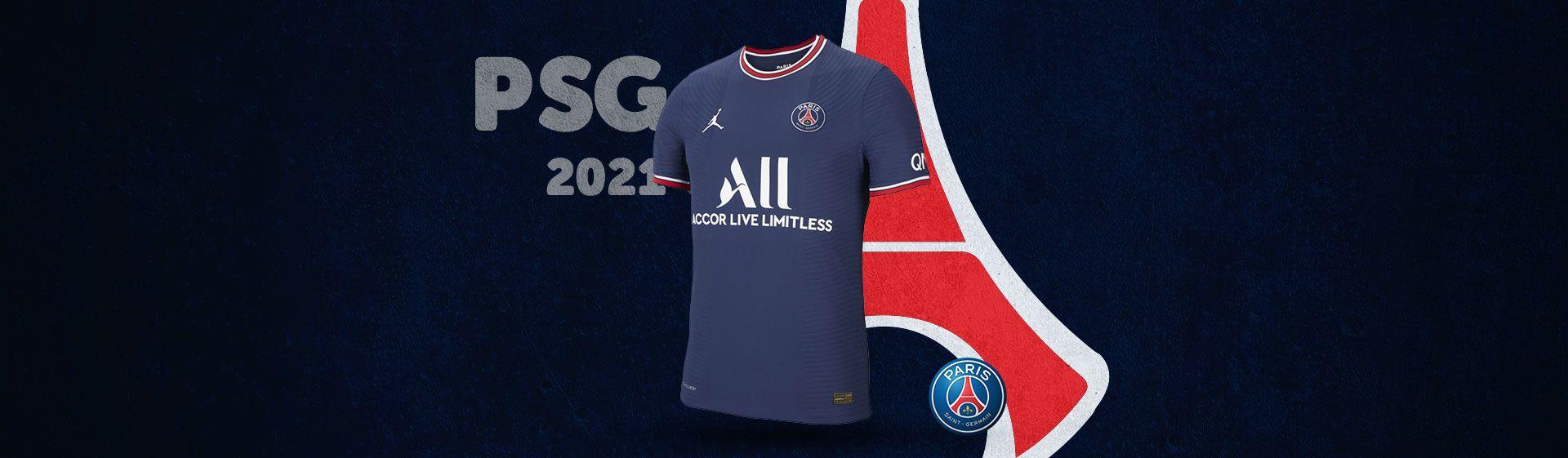 Camisa do PSG: camisas do Paris Saint-Germain para comprar em 2021