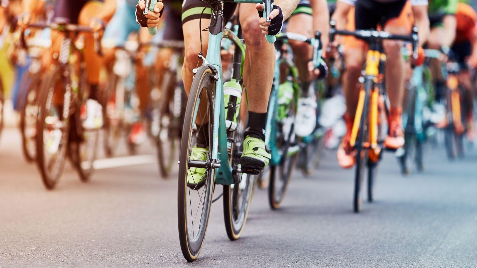 Ciclismo tem diversas categorias (Shutterstock)