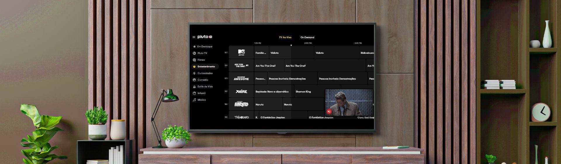 Como assistir TV online?