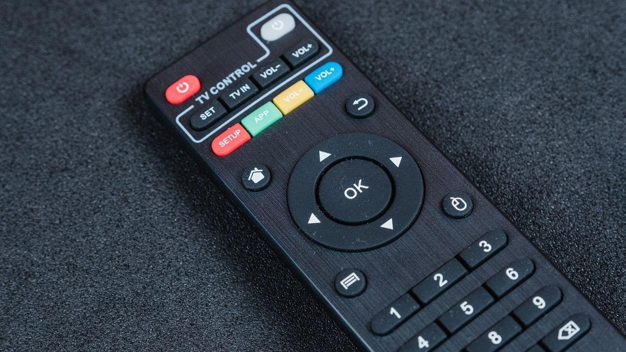 Controle remoto da TV box MXQ Pro 4K 5G (Foto: Zoom)