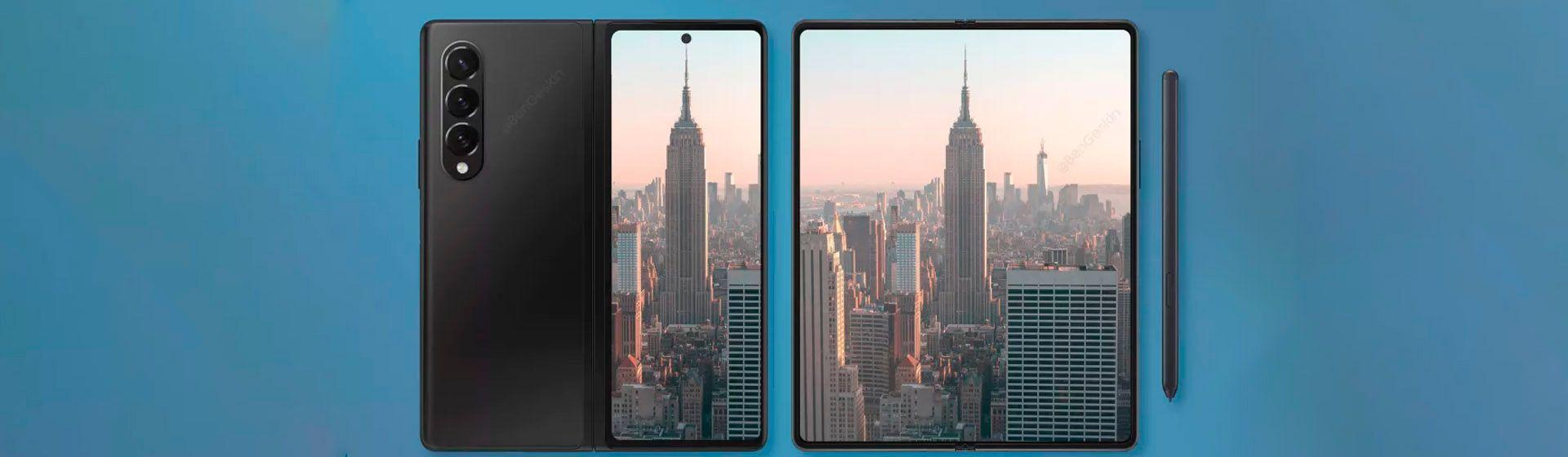 Galaxy Z Fold 3: tudo que sabemos sobre o Samsung dobrável